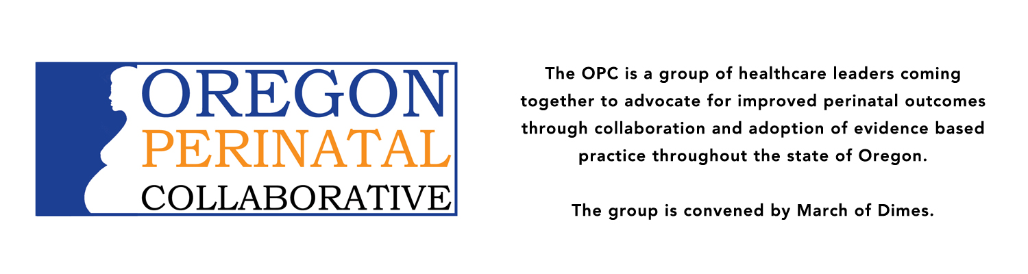 Oregon Perinatal Collaborative